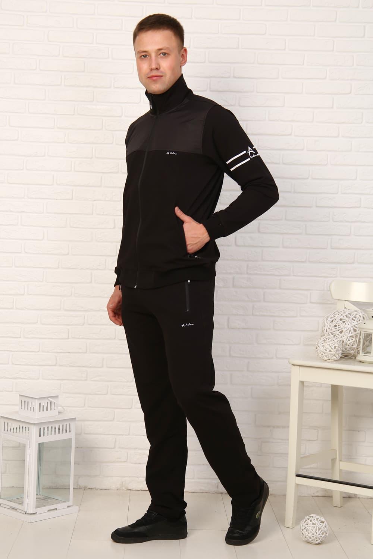 спортивный костюм на молнии мужской
