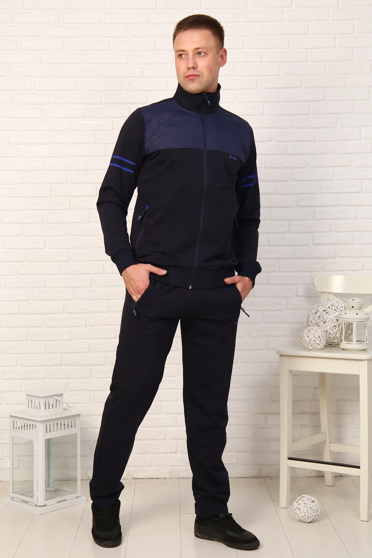 Спортивный костюм на молнии 16531