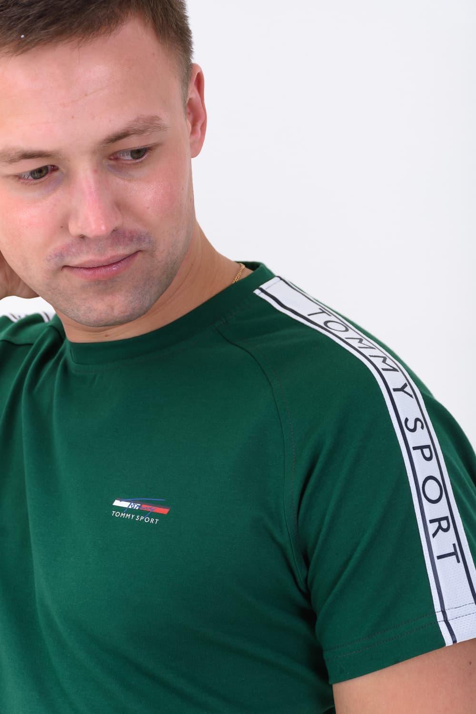 рукав мужской футболки