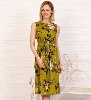 Платье трапеция Ramanti