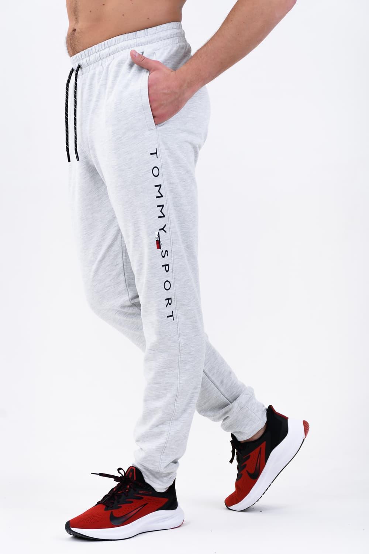 серые штаны мужские спортивные