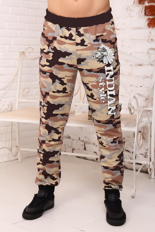 штаны камуфляжные
