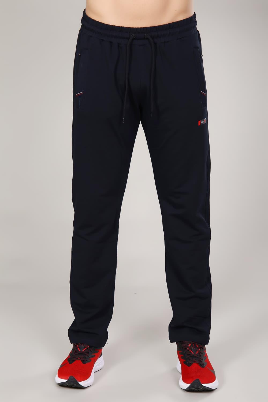 темно-синие спортивные брюки мужские