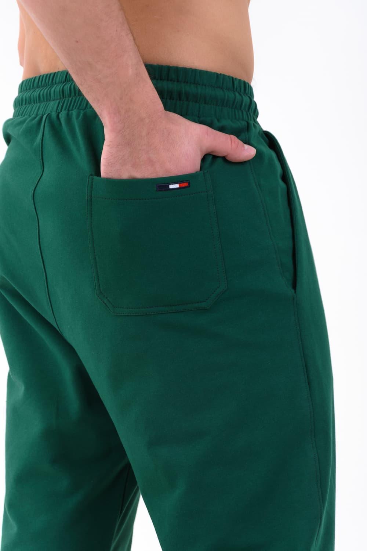 Зеленые спортивные штаны Tommy Sport 16036