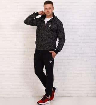 Мужской костюм спортивный 16064
