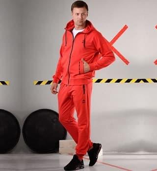 Яркий спортивный костюм 16561