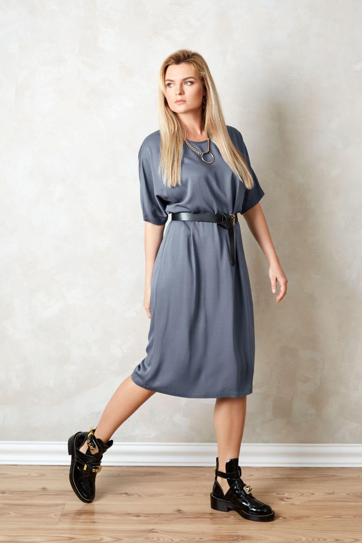 модное летние платье