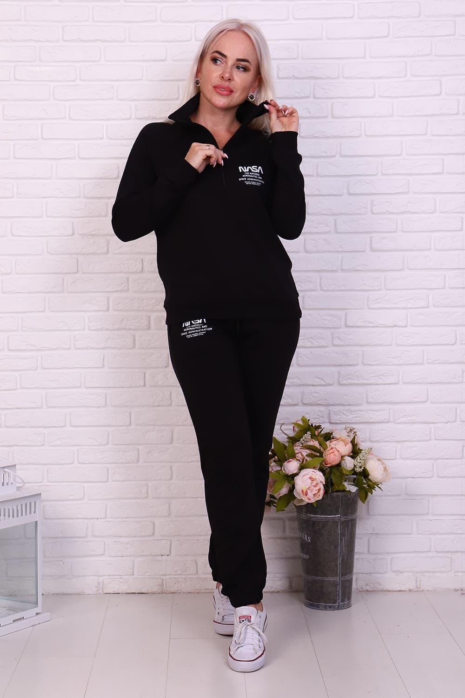 черный костюм женский с брюками