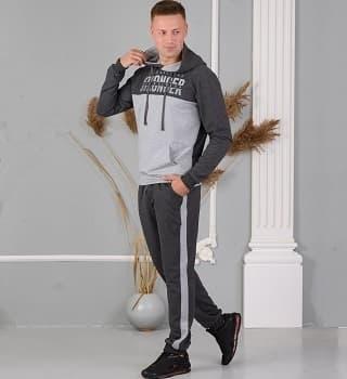 Молодежный спортивный костюм 10864