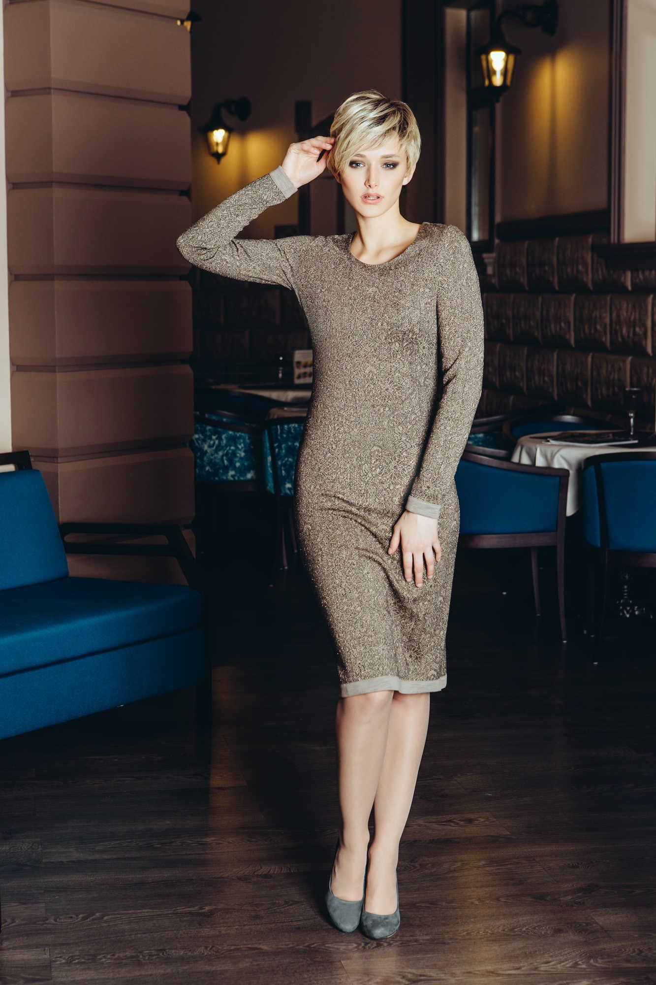 Платье средней длины Flaibach 058W6