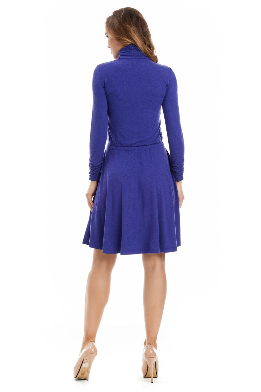 Недорогое платье LalaStyle W01085