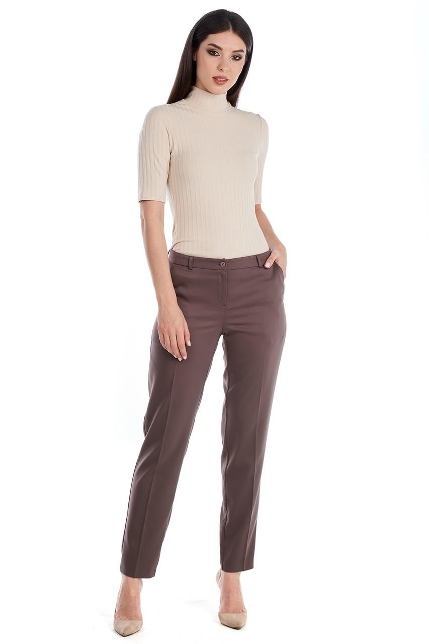 Женские брюки классические LalaStyle W11012