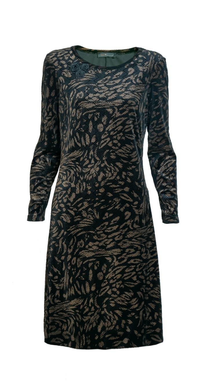 Стильное платье  TopDesign NB7 04