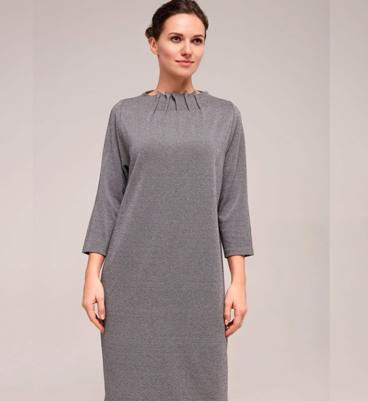 Модное платье Top Desing B7 060