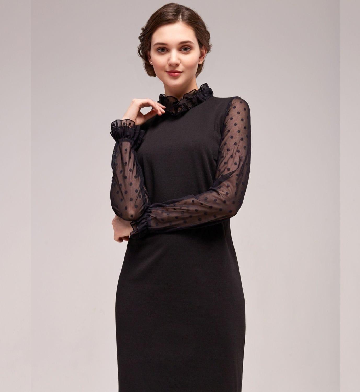 Очаровательное платье Top Desing B7 088