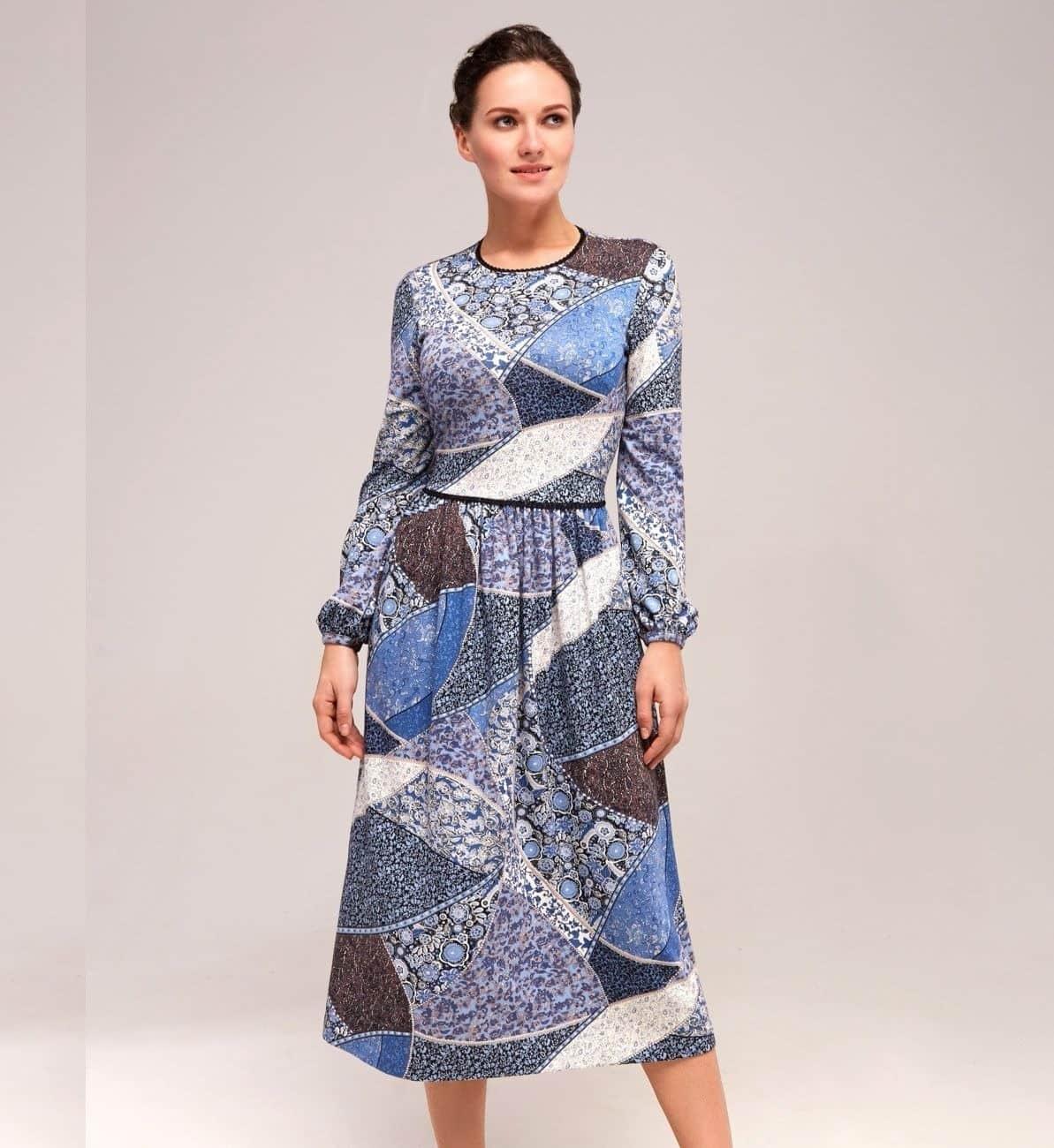 Женское платье TopDesign B7 139