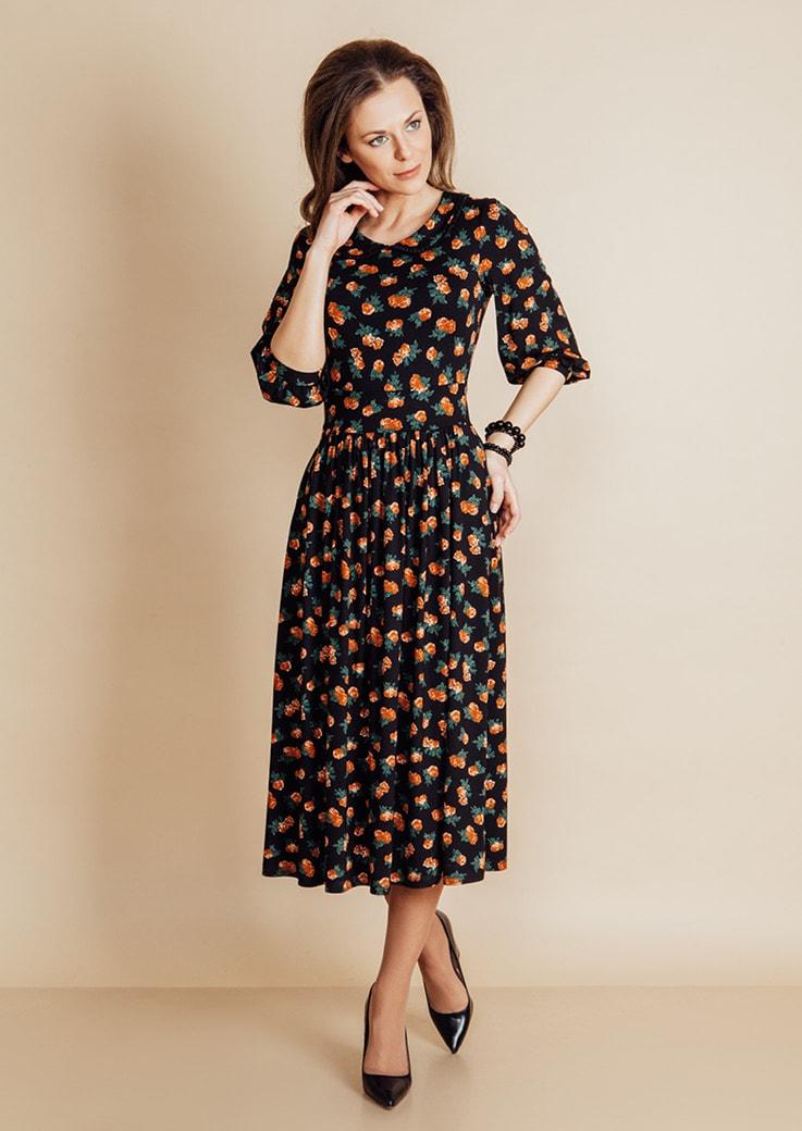 Красивое платье Top Design B6 002