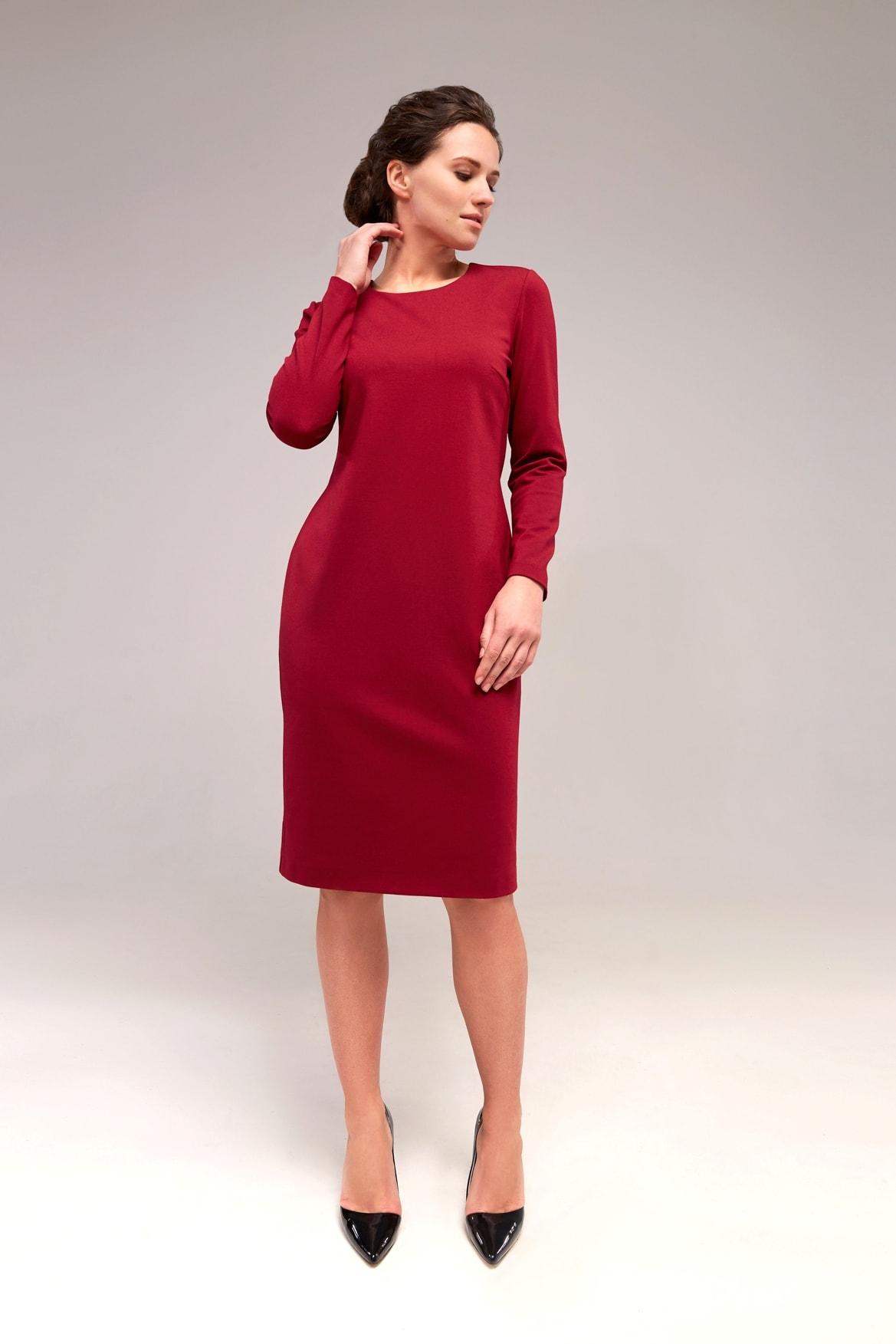 Красивое женское платье Top Design В7 011