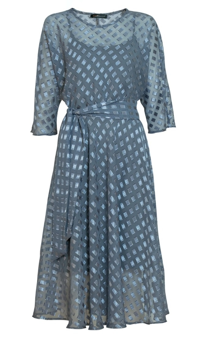 Эффектное платье на праздник TopDesign NB7 13