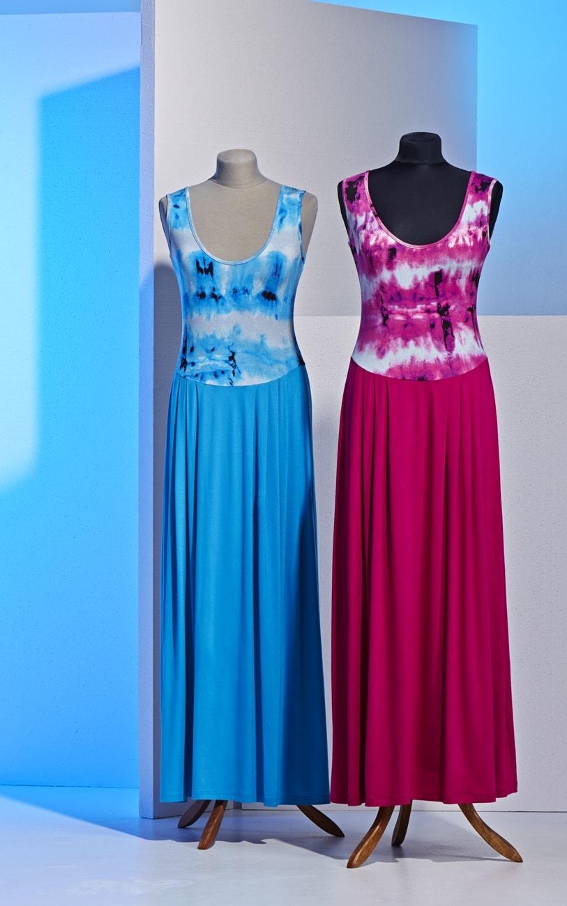 Длинное платье Top Design А4 153
