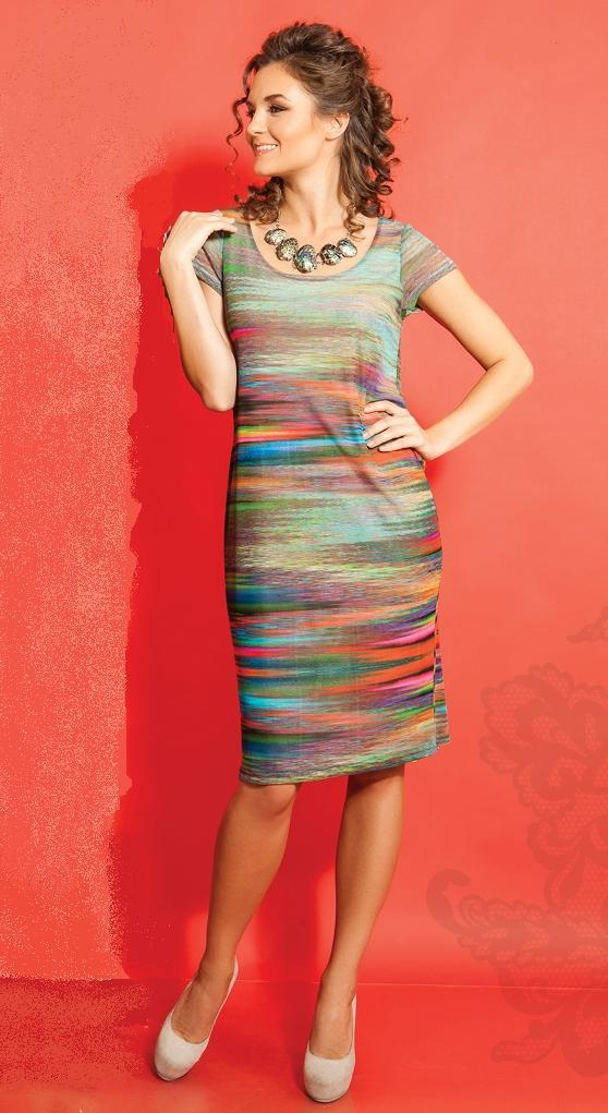 Платье летние TopDesign А5 072