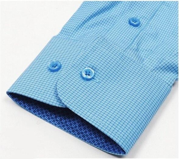 Мужская рубашка с длинным рукавом Brostem 3794-21Z