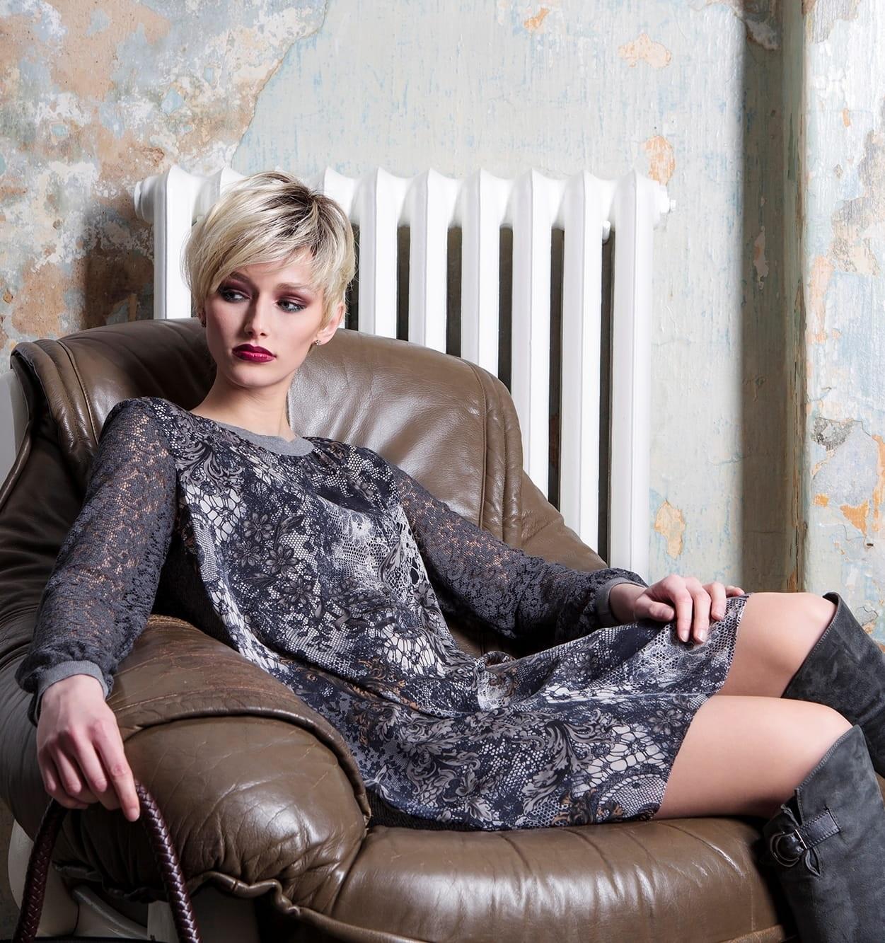 Стильное женское платье Flaibach 075W5