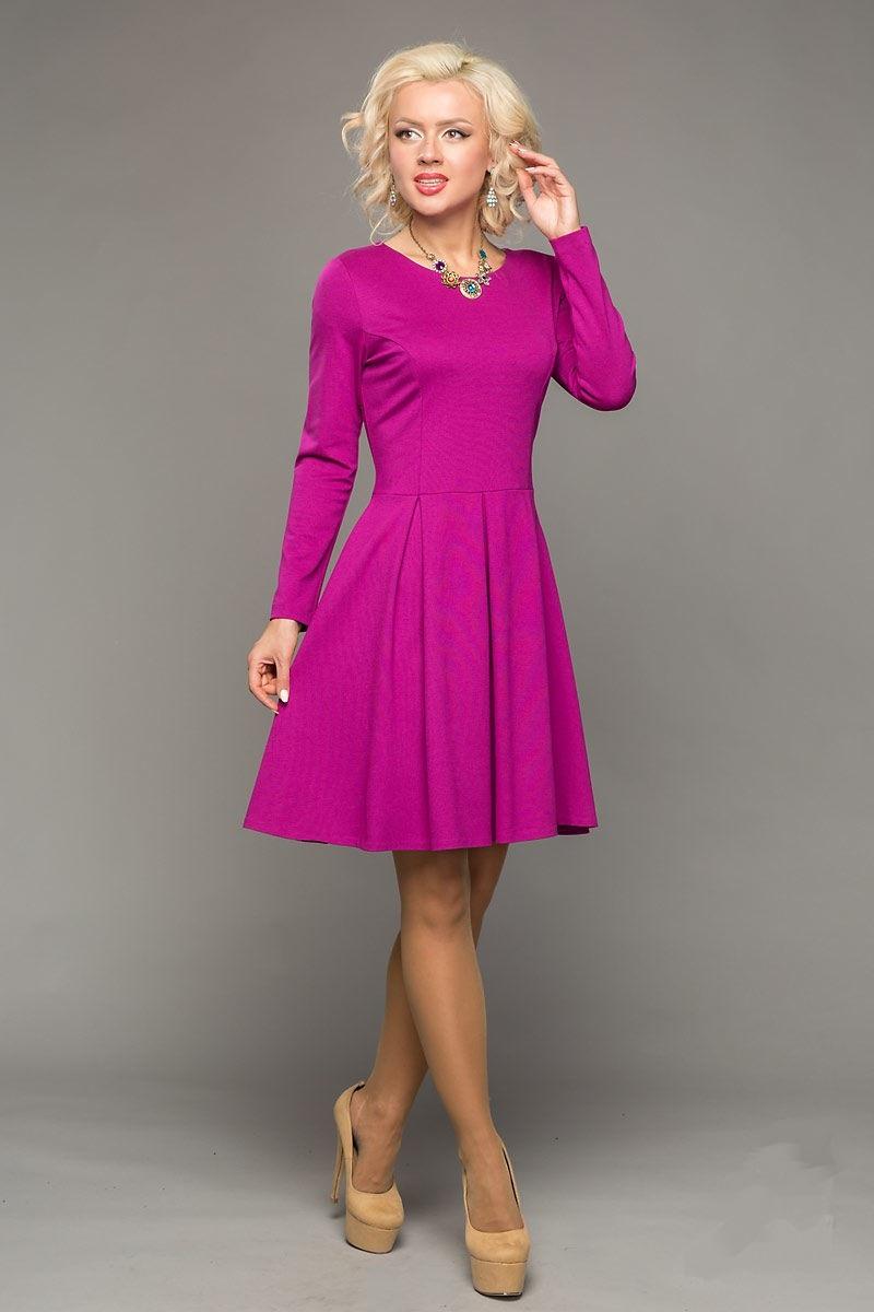 Романтическое женское платье Lala Style 911-38