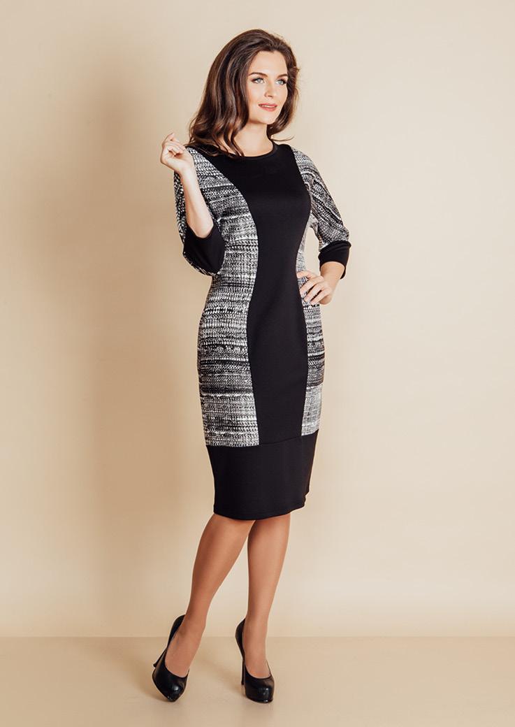 Платье женское Top Design B6 033