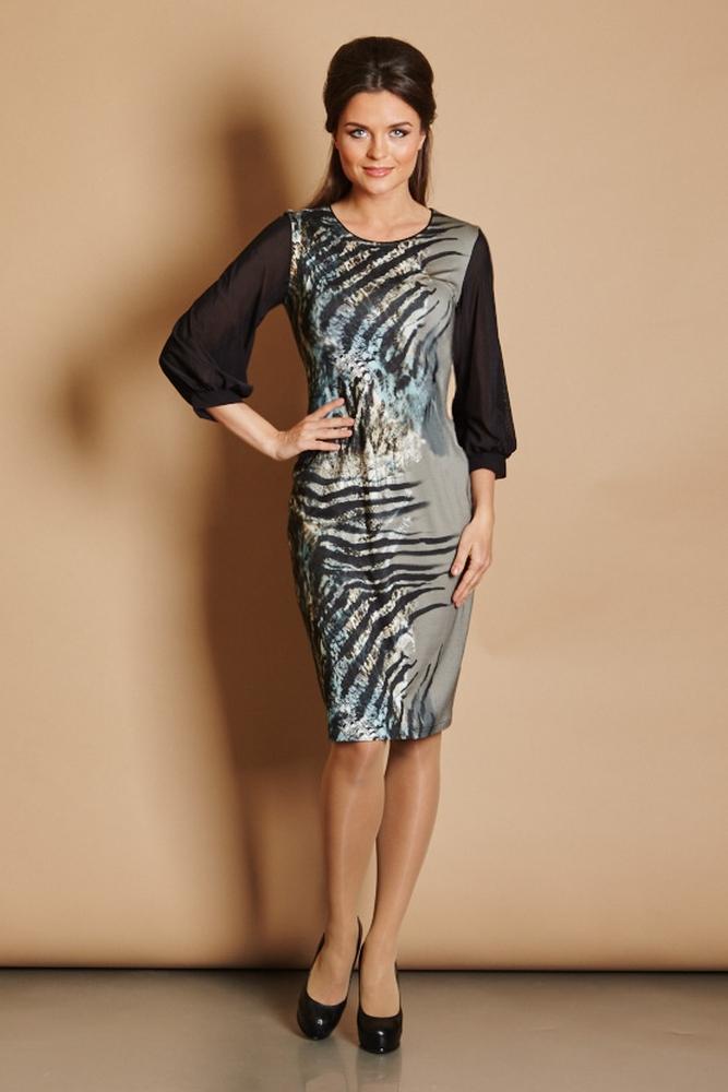 Красивое вечерние платье TopDesign РВ5 24 Premium