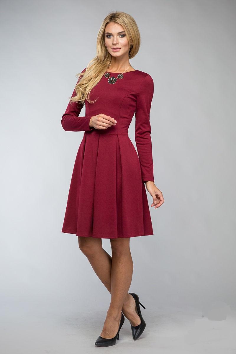 Платье в стиле Нью Лук LalaStyle 911-28