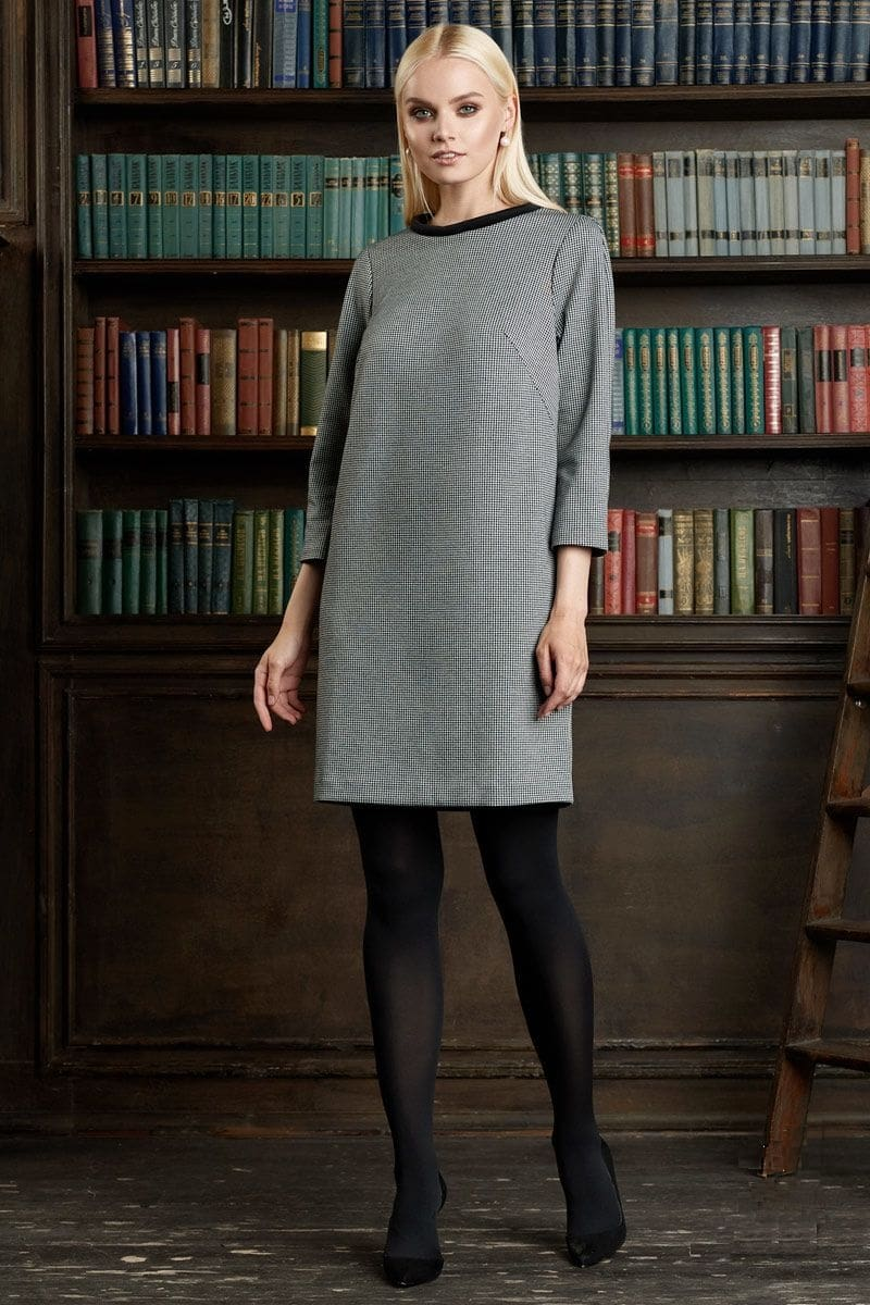 Модное платье LalaStyle 1308-111