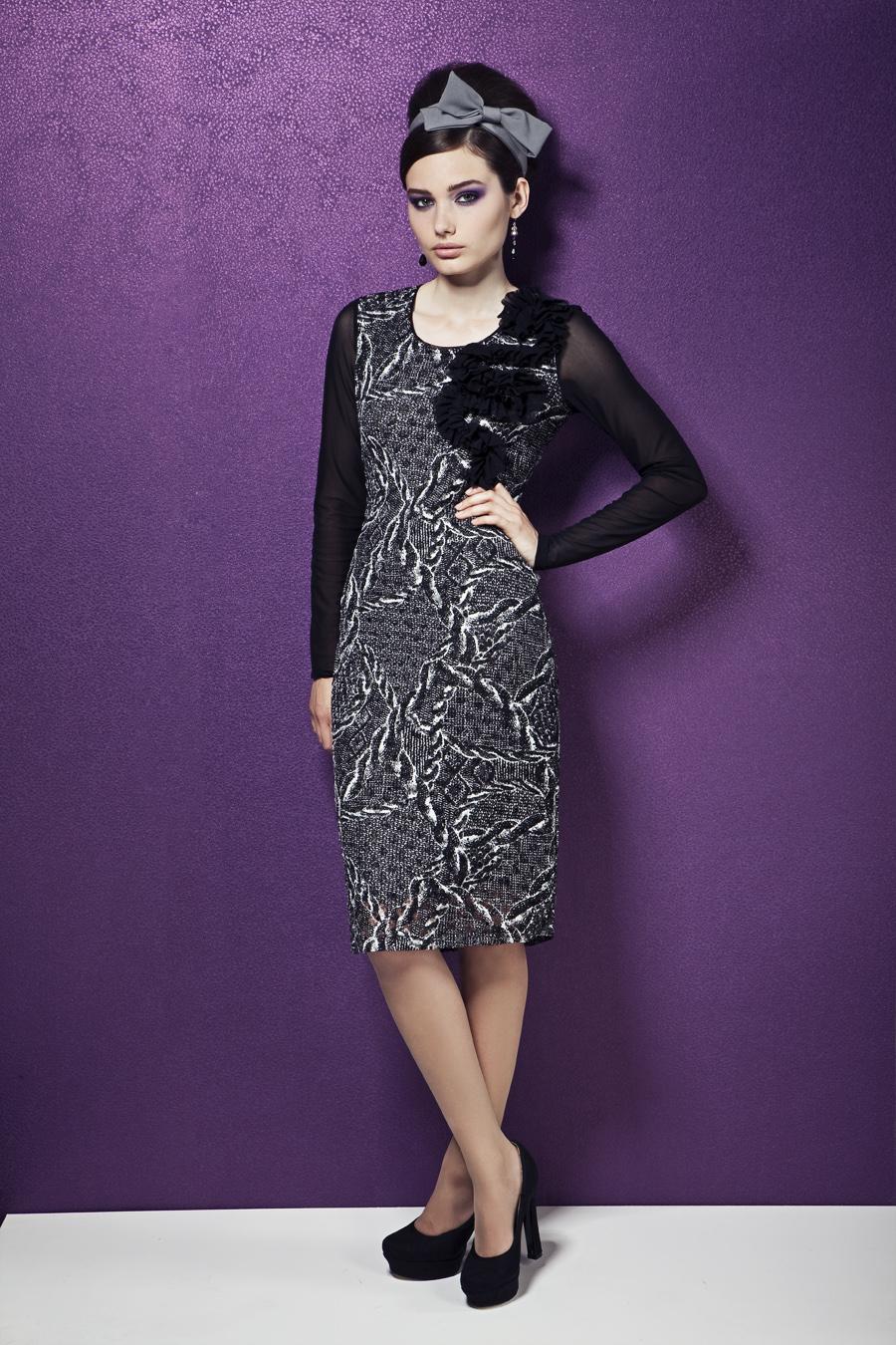 Вечернее платье Top Design PB3 34
