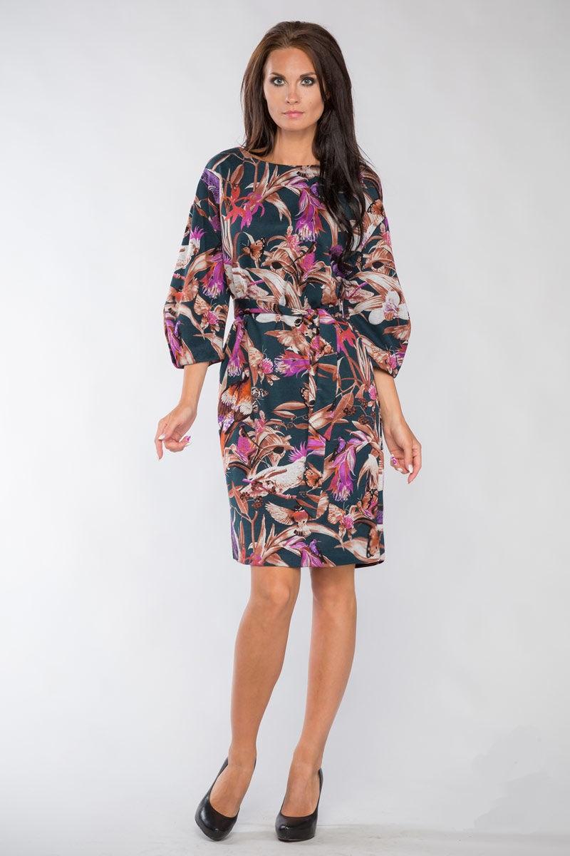 Платье на каждый день Lala Style 918-59