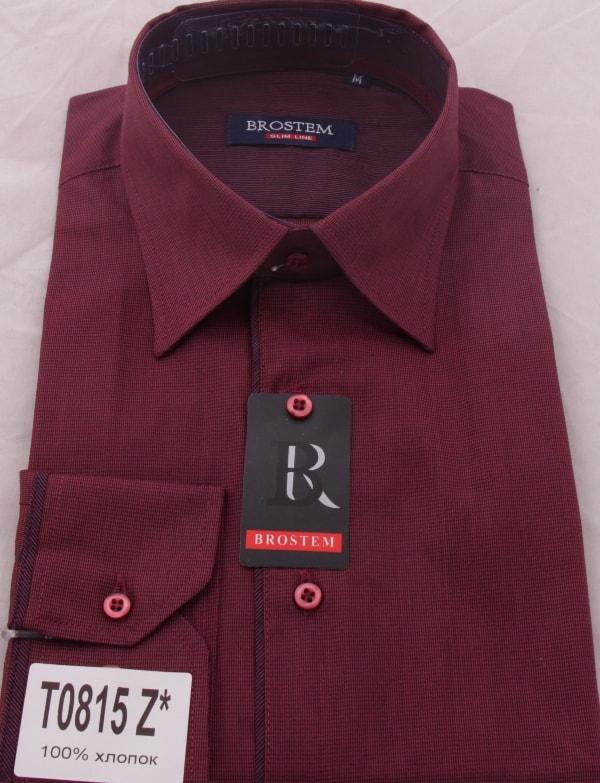 Рубашка мужская приталенная Brostem T0815Z