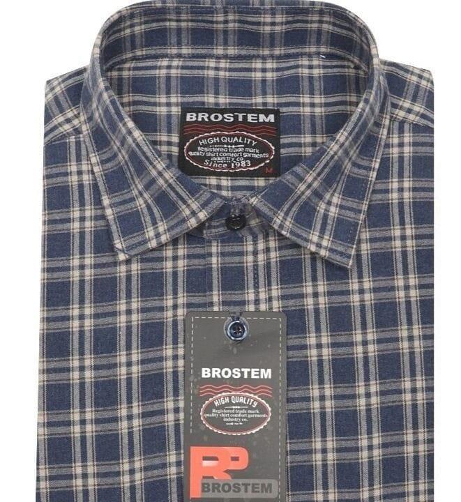 Кашемировая мужская рубашка Brostem KA2475A