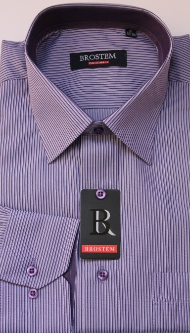 Деловая мужская рубашка Brostem 2786-22