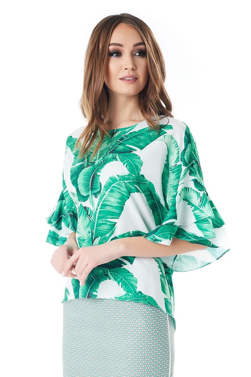 Женская блузка LalaStyle 1395-216