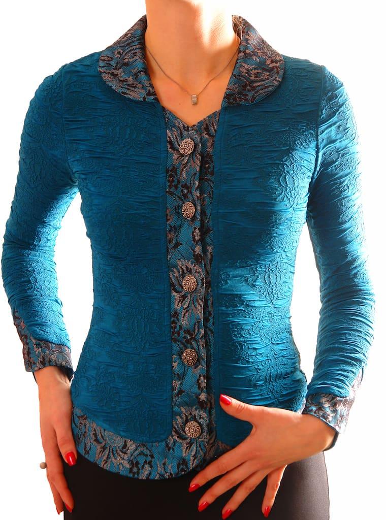 Модная женская блузка  The Distinctive D0253/10
