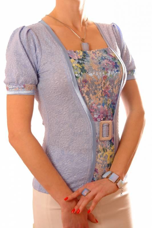 Элегантная женская блузка TheDistinctive 224