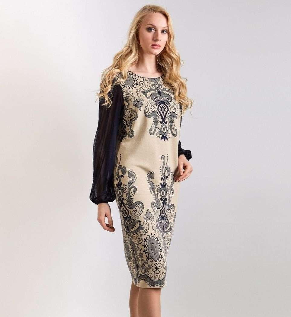 Женское вечерние платье TopDesign РВ8 63