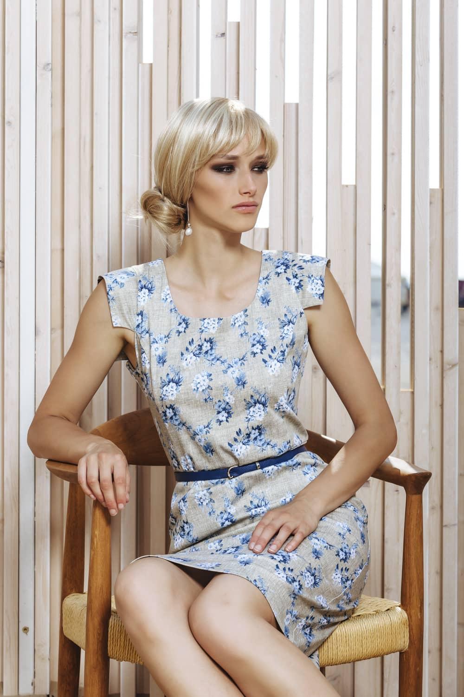 Элегантное платье на лето Flaibach 093S5