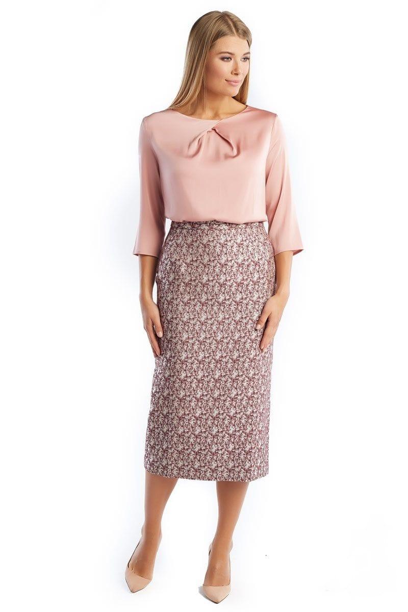 Стильная женская блуза LalaStyle 1274-238
