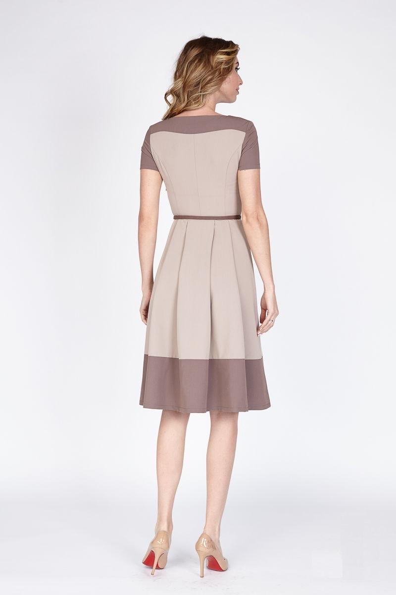 Стильное платье Lala Style 1183-01