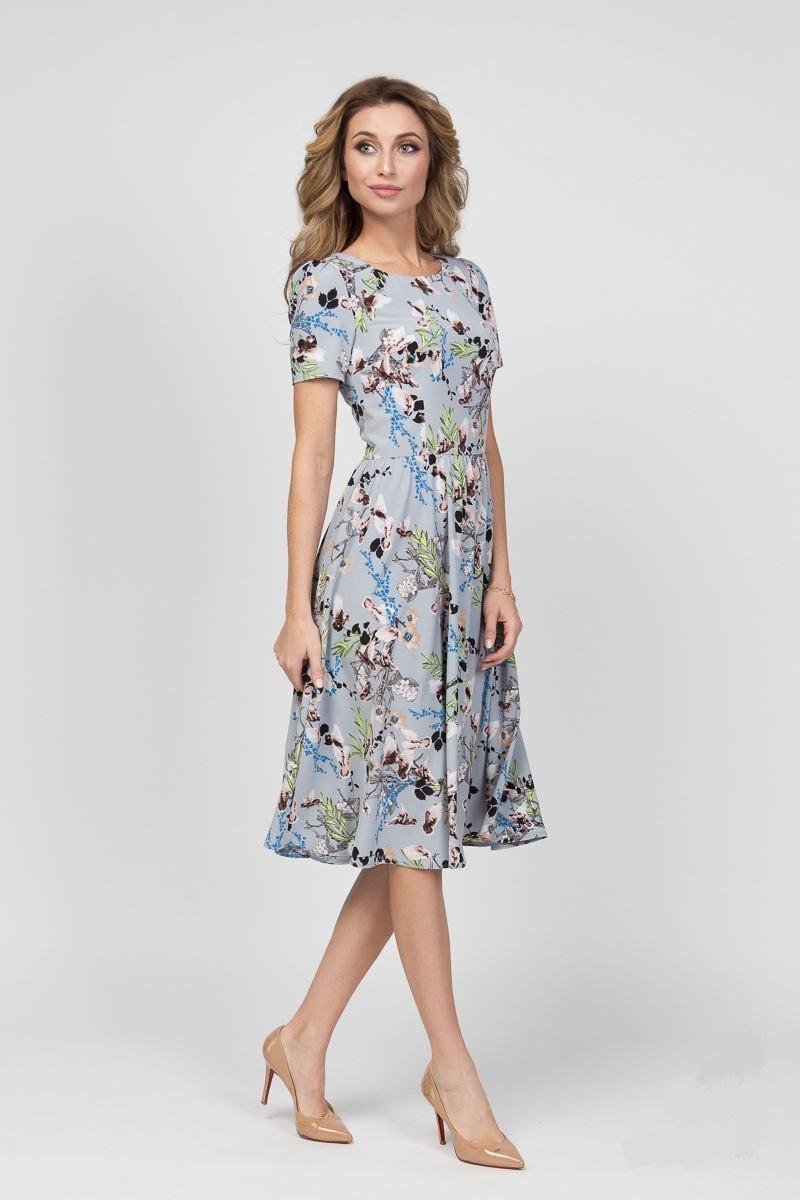 Женское платье LalaStyle 1162-133