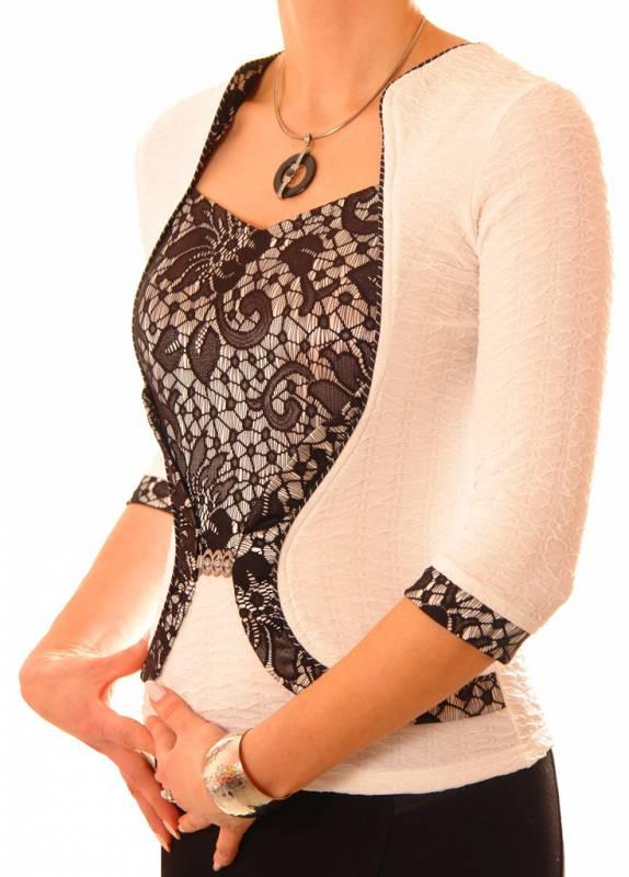 Модная женская блузка The Distinctive 105