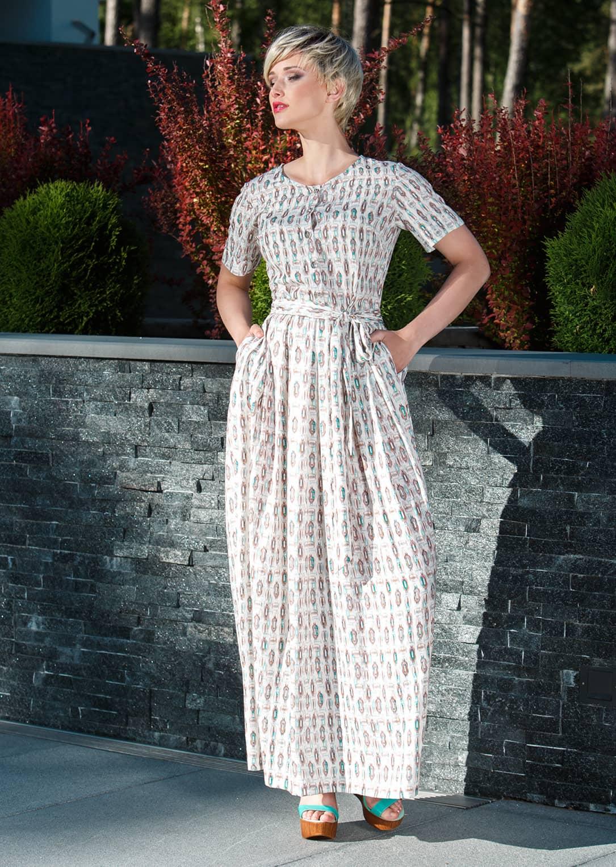 Шикарное платье Flaibach 122S7