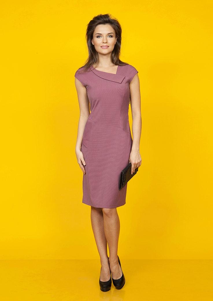 Модное платье Top Design А5 005