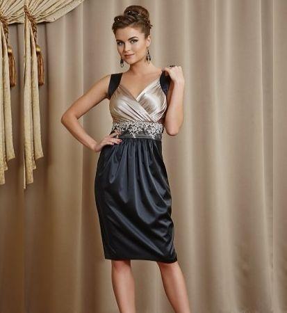 Красивое вечерние платье Top Design PA4 47