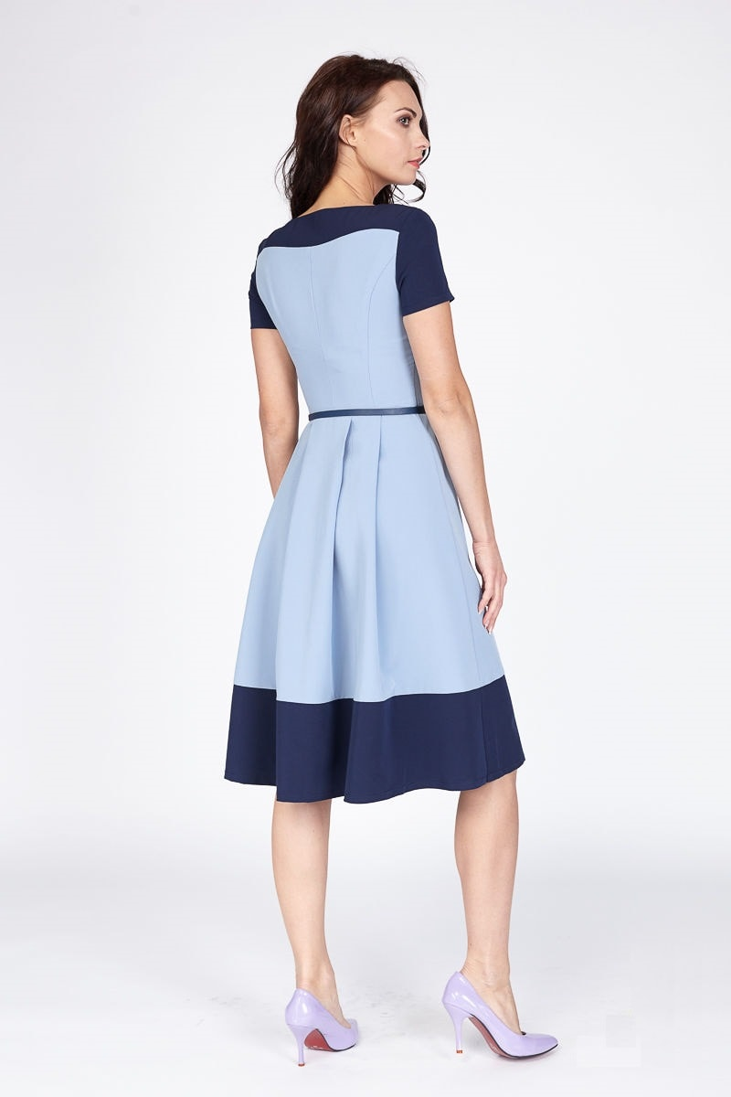 Платье Lala Style 1183-08